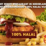 Halal fried chicken Amsterdam